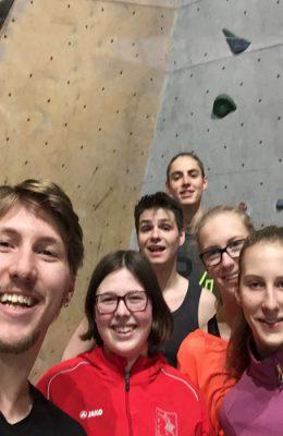 Boulderausflug